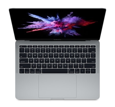 MacBook Pro 13 2.3 / 8GB / 128GB Space Gray (Mid 2017)