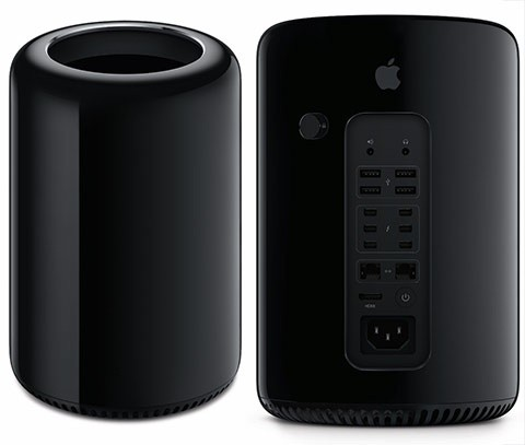 Mac Pro Six Core (Late 2013) – 3.5 GHz 6 Core Xeon E5-1650v2