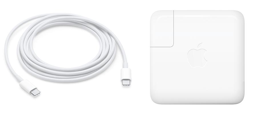 מטען למקבוק - Apple עם חיבור USB-C - 61W