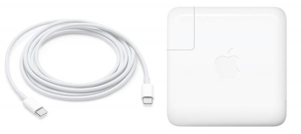 מטען למקבוק - Apple עם חיבור USB-C - 87W