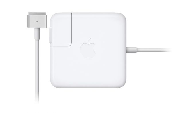 45W Apple MagSafe 2 AC Adapter מטען למקבוק Type L